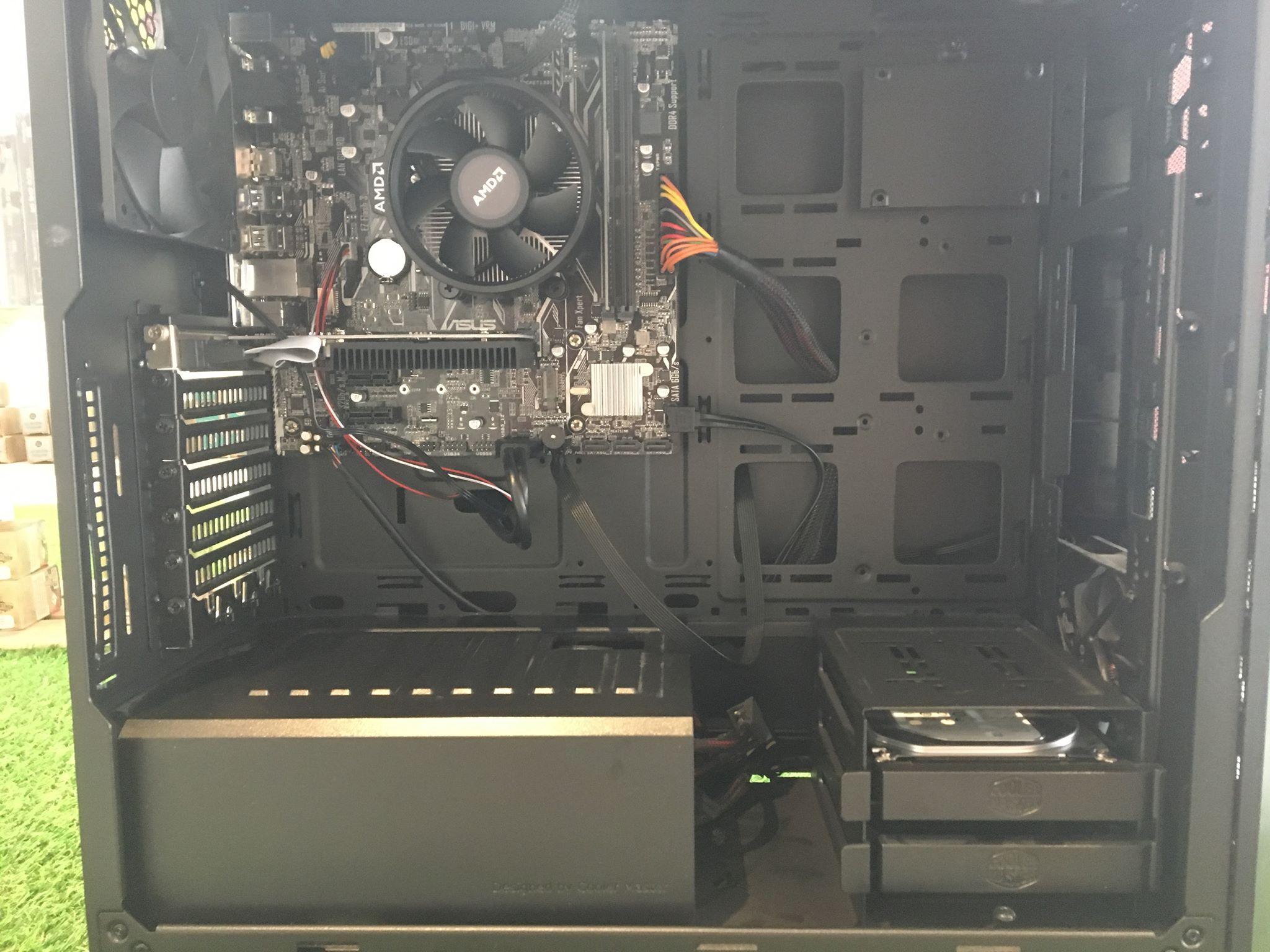Tour PC sur mesure fixeo toulon 1